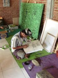 Painters village 2