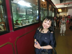Peak Tram trip up15