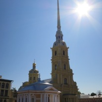 Peter and Paul Fortress3