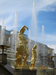 Peterhof Fountains46