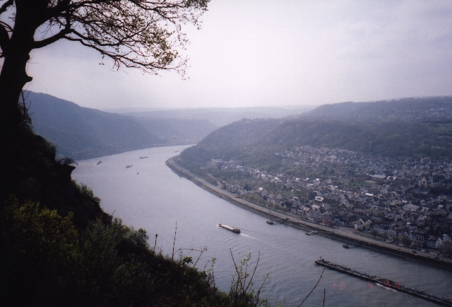 Paying your dues on the Rhine