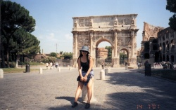 Roma Arch of Constantine1