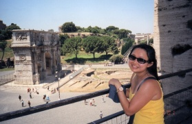 Roma Arch of Constantine2