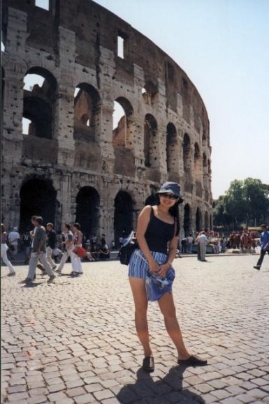 Roma Colosseo1