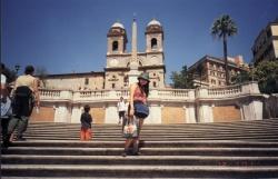 Roma Piazza Spagna1