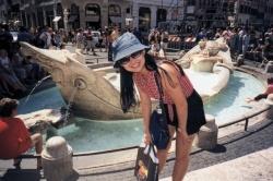 Roma Piazza Spagna2