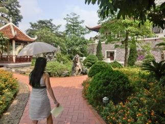 Sheraton Hanoi garden1