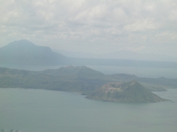 Tagatay Volcano lake02