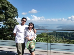 Tagatay Volcano lake06