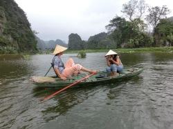 Tang An boat trip8