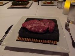Wagyu Beef dinner1