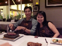 Wagyu Beef dinner5
