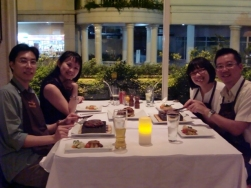 Wagyu Beef dinner8