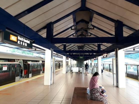 Bt Gombak stn platform2