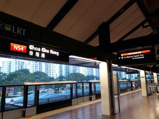 Choa Chu Kang Stn Platform3