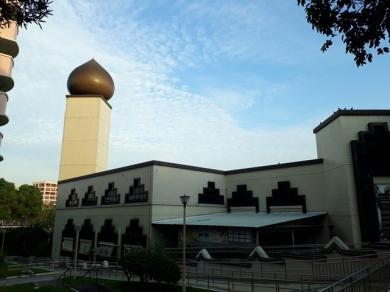 Darul Makmur mosque2