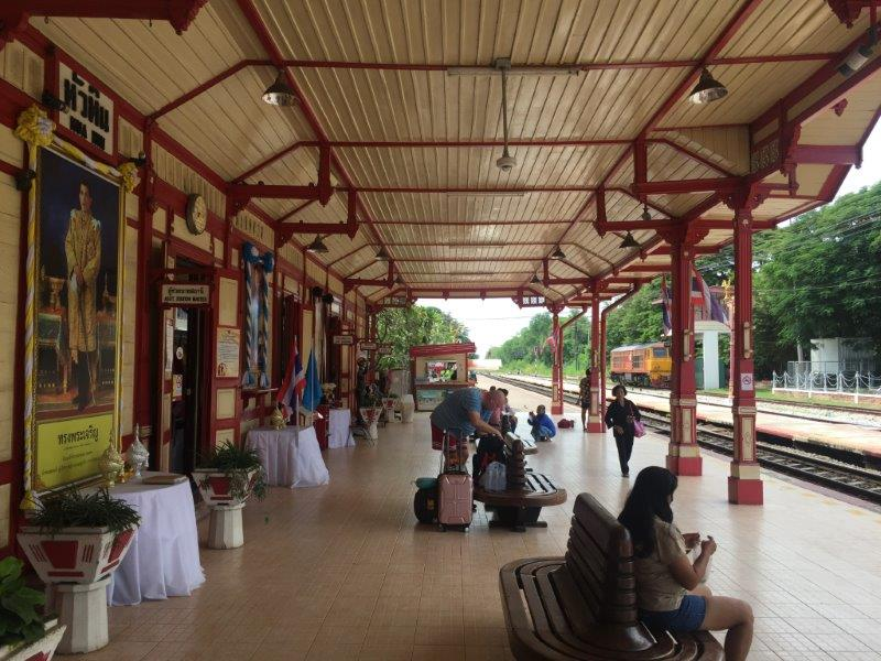 Hua Hin station 11