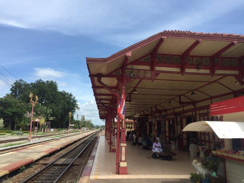Hua Hin station 14