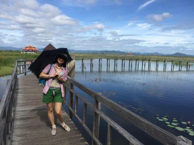 Khao Sam marshland12