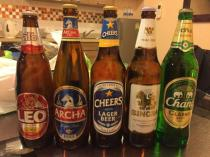 Local Thai Beer 2