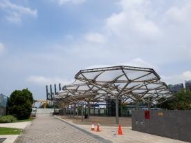 Marina Bay stn exit2