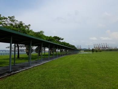 Marina South pier to cruise ctr1