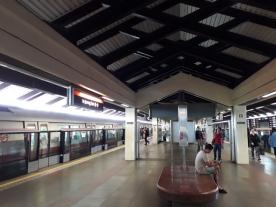 Marsiling MRT Platform 4