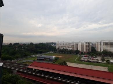 View of Sembawang MRT 4