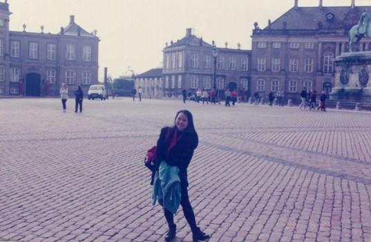 Amalienborg - Palace ground 1