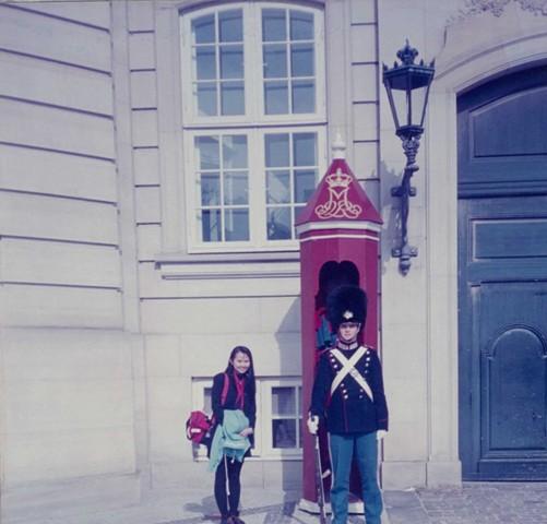 Amalienborg - Palace ground 3