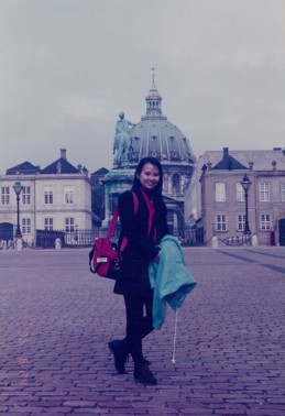 Amalienborg - Palace ground 4