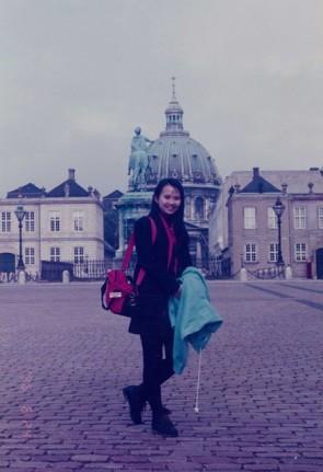 Amalienborg - Palace ground 4