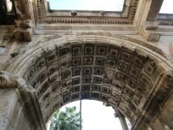Antalya Hadrian Gate2