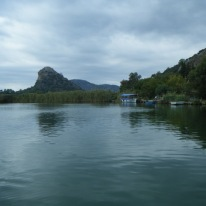 Boattrip to Lycian rockTombs1