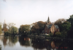 Brugge Minnewater1