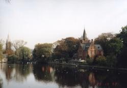 Brugge Minnewater1