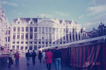 Brussels - Grand Place 10