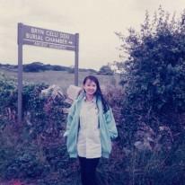 Bryn Celli Ddu tomb2