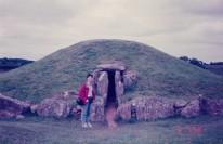 Bryn Celli Ddu tomb4