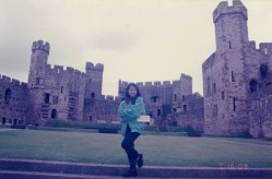 Caernarfon castle 2
