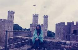 Caernarfon castle 4