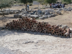 Clay Pipelines of Epheseus