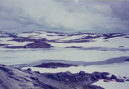 Drive on Vikafjell 4