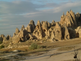 Drive to Goreme Hotel12