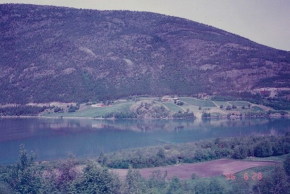 Drive to Vikafjell 3