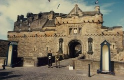 Edinburgh Castle Gatehouse