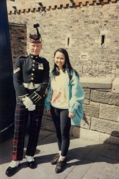 Edinburgh Castle guard