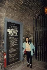 Edinburgh Castle Mons Meg valuts