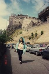 Edinburgh Castle parking
