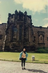 Edinburgh Castle Scottish national war memorial